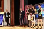 V sále hradeckého kulturního domu Střelnice byly vyhlášeny výsledky ankety nejúspěšnější sportovec roku 2018.