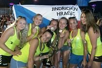 Dorostenky Házené Jindřichův Hradec triumfovaly na mezinárodním turnaji ve Slovinsku.