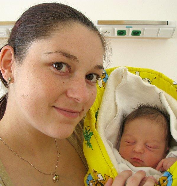 Šimon Petričák z Břilic se narodil 20. července 2012 Jitce a Jaroslavovi Petričákovým. Měřil 50 centimetrů a vážil 3240  gramů.