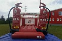 V sobotu 6. června se od 14 do 17 hodin uskutečnil Den s hasiči v Dačicích.