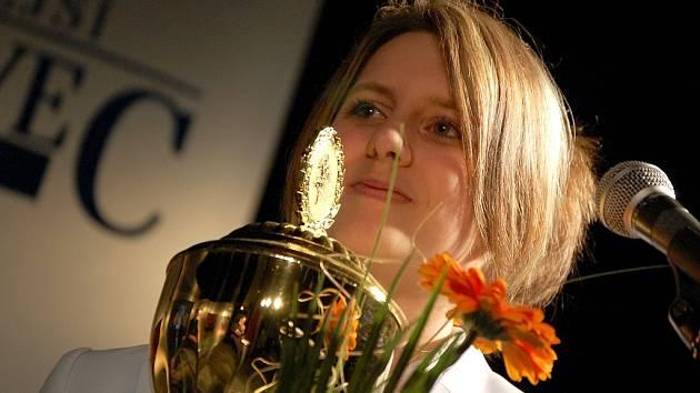 Kategorii mládeže vloni ovládla atletka Jana Řežábková z TJ Nová Včelnice.