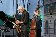 Mezinárodní jazzová setkání jsou v Třeboni již tradicí.