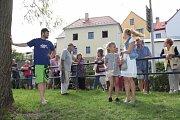 Zájemci se v rámci TOP týdne v Jindřichově Hradci mohli projet po Vajgaru s Václavem Chalupou.