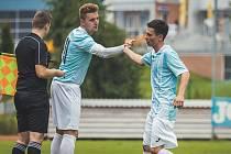 Jindřichohradečtí fotbalisté ve 4. kole divize doma remizovali s Petřínem Plzeň 2:2.