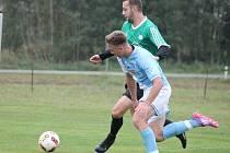 Fotbalový přebor Jindřichohradecka má o víkendu na programu druhé kolo.
