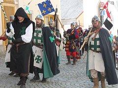 Druhý ročník Hradozámeckých slavností si Hradečáci užijí už v pátek a v sobotu.