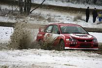 Zimní radouňská hobby rallye.