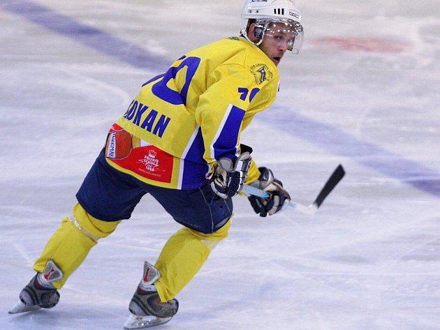 Jindřichohradecký útočník Aleš Skokan proměnil v 50. minutě utkání proti Kolínu  trestné střílení a vyrovnal na 3:3,  ale hokejisté Vajgaru nakonec nezískal ani bod, neboť v 59. minutě od soupeře inkasovali rozhodující trefu.