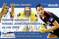 Anketa Nejúspěšnější sportovec Jindřichohradecka roku 2009