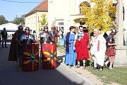Jedenácté Michalské slavnosti v Horní Pěně lákaly na historii i současnost.