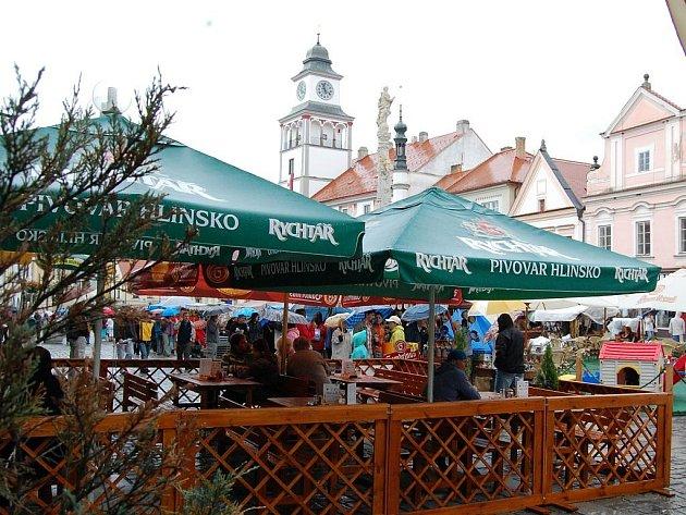 Třeboňské slavnosti Jakuba Krčína