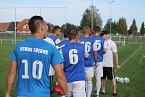 Třeboňští fotbalisté doma remizovali s Dražicemi 0:0.