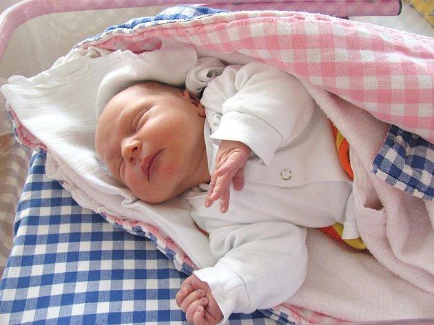 Lukáš Maxa z Příbrazi se narodil 18. ledna 2011 Kláře a Jiřímu Maxovým. Měřil 52 centimetrů a vážil 3890 gramů. Doma se na něho těšila tříletá sestřička Denisa.