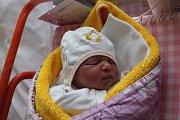 Sofie Hilovská, Jindřiš.Narodila se 1. listopadu Monice a Markovi Hilovským,vážila 3380 gramů a měřila 49 centimetrů.