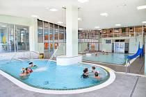 Služby města v letošním roce plánují opravy i v jindřichohradeckém bazénu a aquaparku.