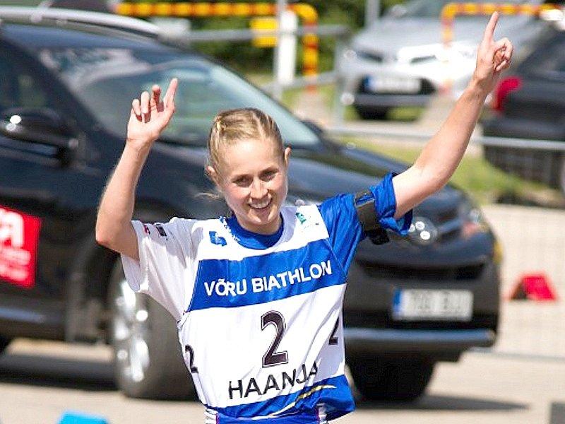 Mistryně Evropy v letním biatlonu Pavla Schorná z KB Staré Město se popáté stala vítězkou anekty Nejúspěšnější sportovec roku okresu J. Hradec.