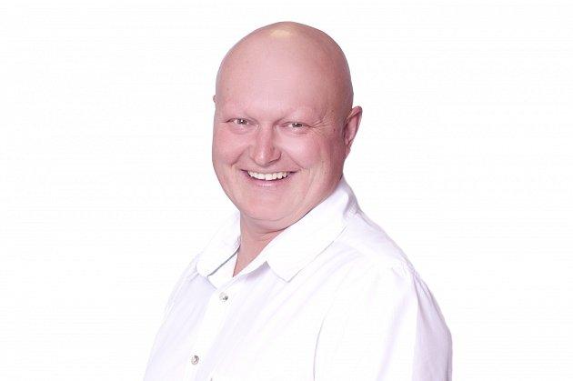 Předseda dačického ANO 2011František Tichánek.