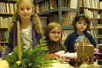 V Lužnici uspořádali výstavu, jejíž výtěžek poputuje škole a školce.