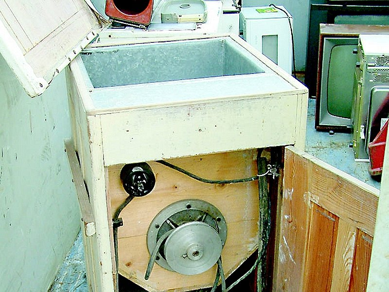 Vysloužilá pračka