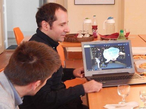 Další projekt Informačního centra pro mládež v Jindřichově Hradci se zaměřil na zapojení studentů do veřejného dění.