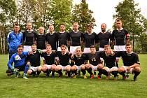 Fotbalisté FK Studená obsadili v uplynulém ročníku I. B třídy deváté místo.