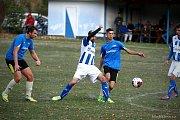 Fotbalisté Plavska remizovali v 11. kole okresního přeboru v souboji nováčků s béčkem Včelnice.