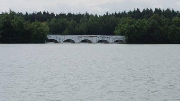 Pohádkový most ve Staré Hlíně. Ilustrační foto.