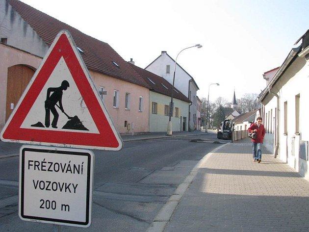 Rekonstrukce Václavské ulice