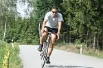 V Plavsku se konal další ročník triatlonového Železného muže.