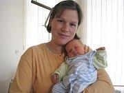 Radim Zelinger z Deštné se narodil 8. listopadu 2013 Janě a Stanislavovi Zelingerovým. Vážil 3550 gramů a měřil 49 centimetrů.