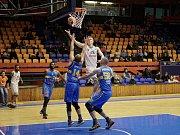 USK Praha – Basket Fio banka J. Hradec 66:44.