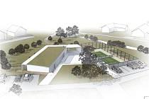 Výstavba spolkového domu v Děbolíně se nově rozdělí do několika etap.