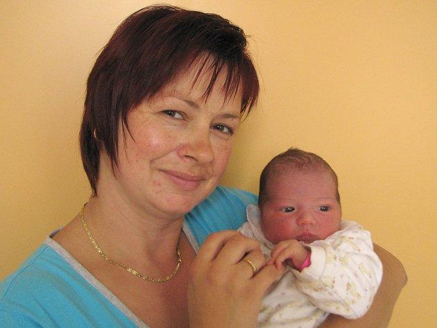 Victoria Tůmová ze Stráže nad Nežárkou se narodila 25. listopadu 2012 Renatě a Pavlovi Tůmovým. Měřila 51 centimetrů a vážila 3600 gramů.