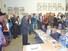 První den ve Škole Sira Nicholase Wintona v Kunžaku.