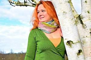 Amálie Buřilová z Jindřichova Hradce fotografuje a maluje obrázky štěstí.
