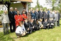 Dobrovolní hasiči v Mníšku. Jejich činnost je rozmanitá.