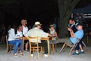 Ve Starém Bozděchově se konalo třetí setkání přátel obce.