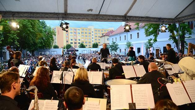 Hudební festival Třeboňská nocturna. Ilustrační foto.