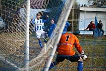 Fotbalové soutěže na Jindřichohradecku pokračovaly dalším kolem.