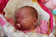 Karolína Bašatová, Jindřichův Hradec.Narodila se 30. října Kristině Kubíkové a Janu Bašatovi,vážila 3540 gramů a měřila 49 centimetrů.