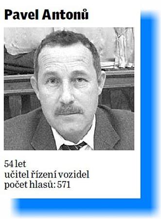 Složení zastupitelstva vDačicích. SNK-ED.