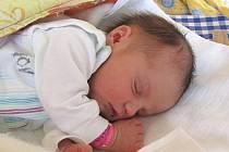 Abigail Koppová z Jindřichova Hradce se narodila 17. května 2011 Martině a Matyášovi Koppovým. Měřila 48 centimetrů a vážila 3080 gramů.