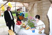 V muzeu fotografie si připomněli židovský svátek Sukot - Svátek stanů.