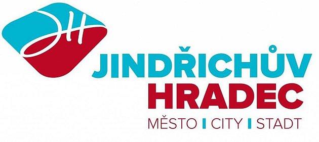 Logo Jindřichova Hradce, které se nelíbilo.