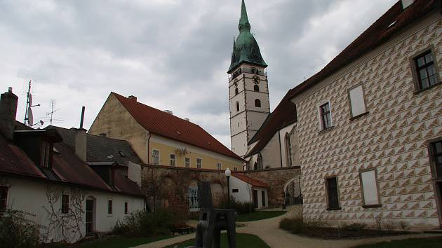 Jindřichův Hradec. Ilustrační foto