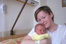 Natálie Procházková se narodila 11. června ve 23 hodin a 44 minut Lucii Procházkové a Jakubu Ouporovi z Jindř. Hradce. Vážila 3380 gramů a měřila 50 cm.