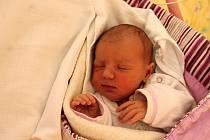 Lujza Burianová, Kunžak.Narodila se 15. února mamince Lucie Burianové a tatínkovi Janu Burianovi. Vážila 3400 gramů.