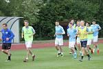 Jindřichohradečtí divizní fotbalisté rozhodně nezahálejí a už nyní se poctivě připravují na nový ročník divize.