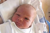 Martin Štefl z Kunžaku se narodil 24. září 2013 Lence Hrádkové a Jaroslavu Šteflovi. Vážil 3900 gramů a měřil 51 centimetrů.