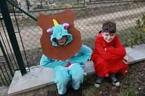 Na Radouňce si užili masopust v sobotu 9. března.